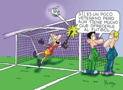 futbol veterano