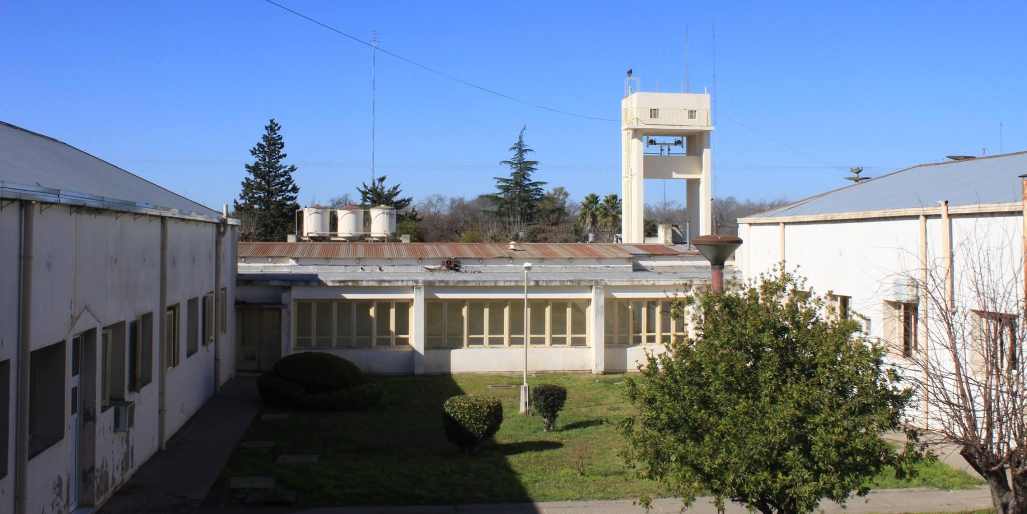 CCV 006 Vista desde la terraza del Hospital Dr. Posadas