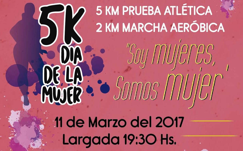 5K, Día de la mujer - A4