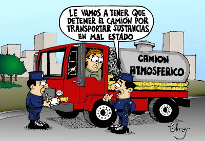 Camion atmosferico