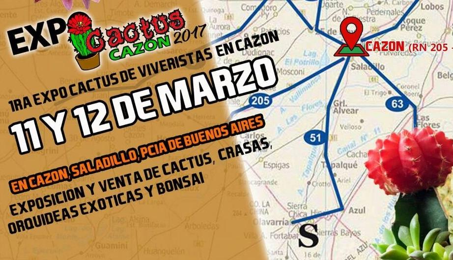 La Expo Cactus Cazón 2017 1