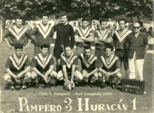 Pampero-Sub-Campeón-1966