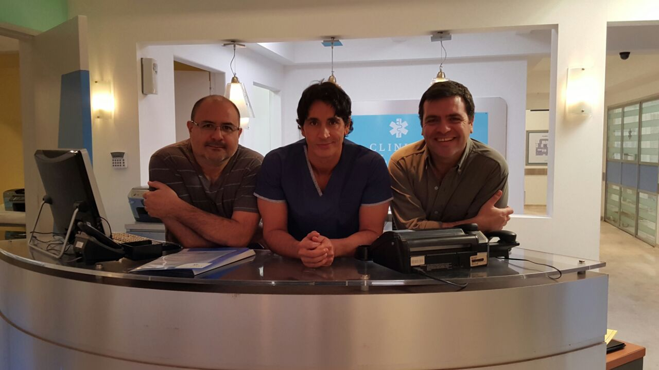 002 Fabio Junco, Sebastián Estevanez, Julio Midú