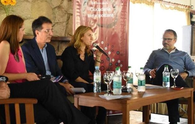Lordén - Jornada de debate sobre obre la Red de Salud AMBA 1